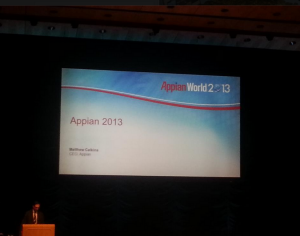 AppianWorld2013-1